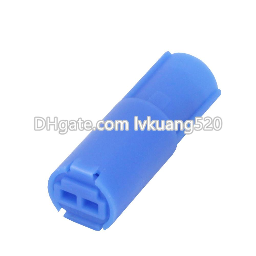5 Sätze 2 Pin 1,5mm Buchse Automotive Stecker Kabel Zubehör Stecker DJ7026D-1.5-21