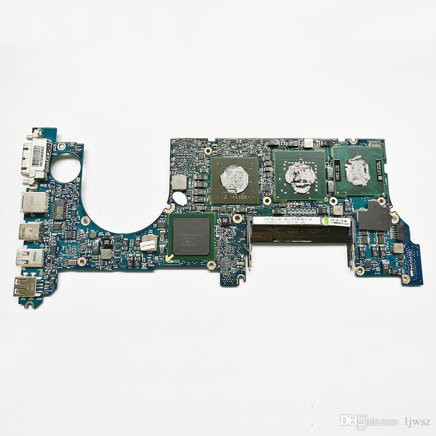 """2.4GHz T7700 820-2101-A 661-4956 MA896LL/A system board motherboard Logic Board for Macbook 15"""" A1226"""