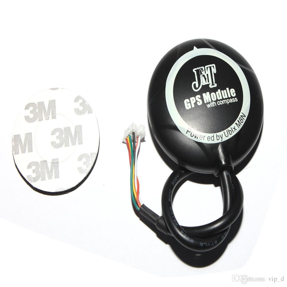Mini M8N GPS Module NEO-M8N GPS for PIX PX4 2 4 6 Flight Controller DIY RC  Drone