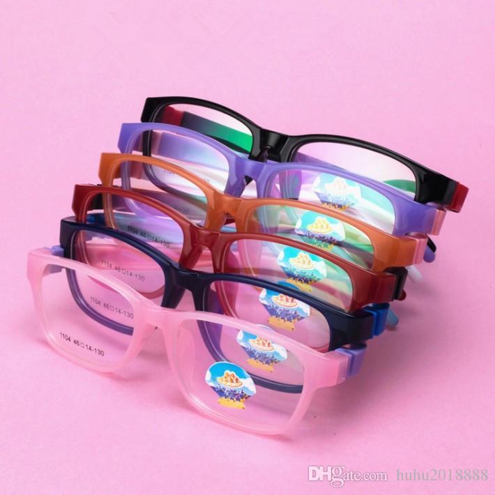 Compre Gafas De Sol Para Niños Tr90 Óptico Gafas Marco Chicos Chicas ...