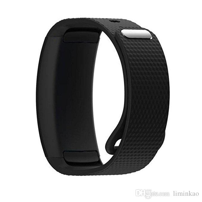 Silicone Strap For Samsung Gear Fit2 Band Soft Replacement Watch Band Plastic Wristband for Samsung Gear Fit 2 R360 Smart Watch in Stock