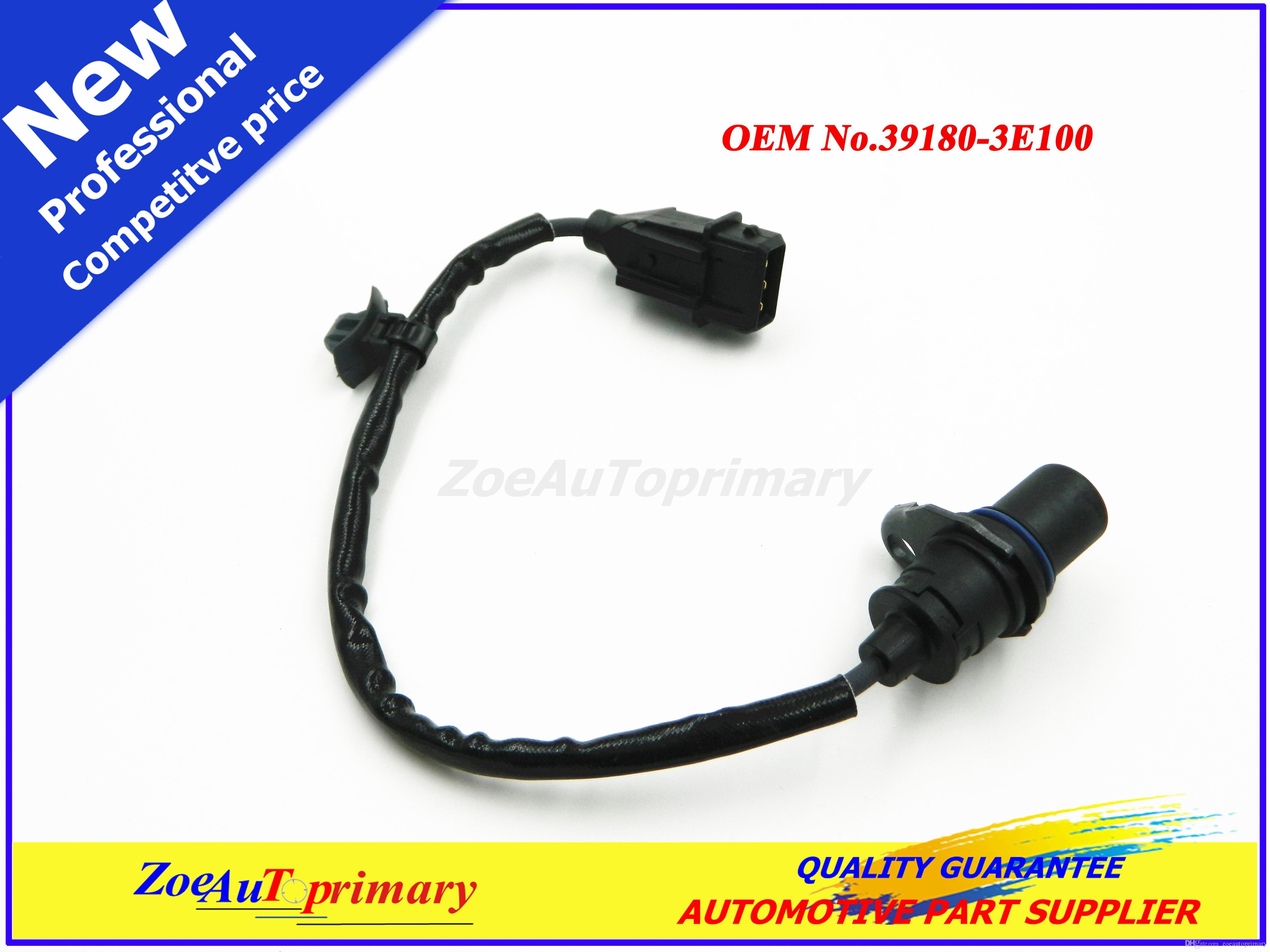 2018 39180 3E100 Crankshaft Position Sensor 39180 3E100,391803E100 For  Hyundai Santa Fe07 09 Kia Optima06 10 Rondo 07 10 2.7L 2656CC From  Zoeautoprimary, ...