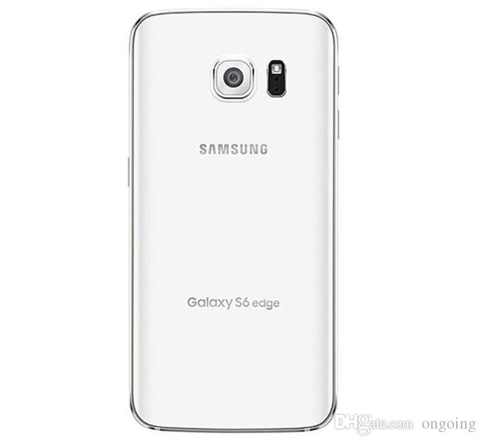 Refurbished S6 Edge Samsung Galaxy S6 Edge/S6 64-bit Octa Core 4G LTE Android 5.0 Lollipop 2560*1440 Pixels Cell Phone