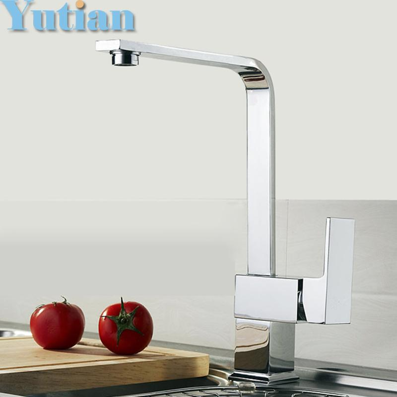 2018 Wholesale Kitchen Faucet Brass Kitchen Sink Tap ,Kitchen Mixer ...