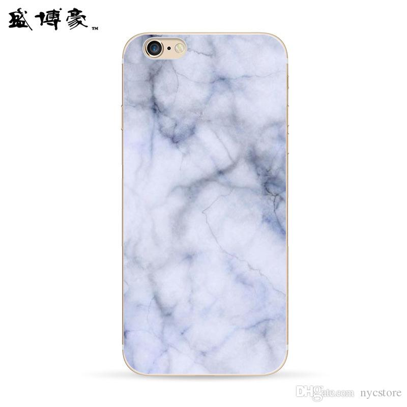 Marble texture Stone wooden pattern cell phone cases for Apple iphone I5 5S SE 6S 6plus