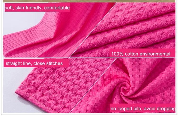 Gewinde Decke Baumwolltuch Decke Sommer throw Erwachsene rosa, blau, rot Einzel doppelte Größe