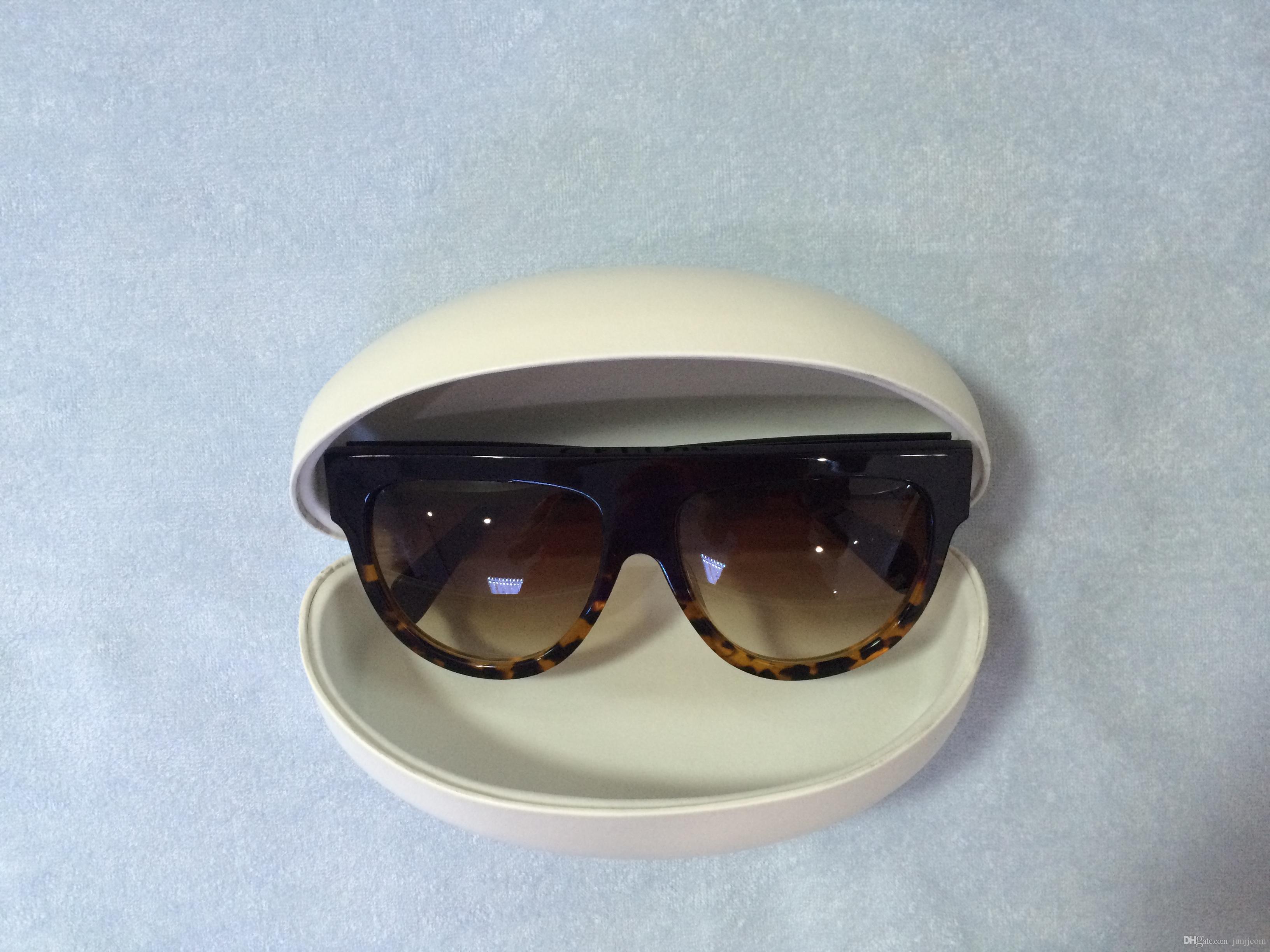 HOT!!!2017 New Arrival France Brand Designer Original CL41026 Shadow FU9DV Women Elegant sunglasses woman Oculos De Sol