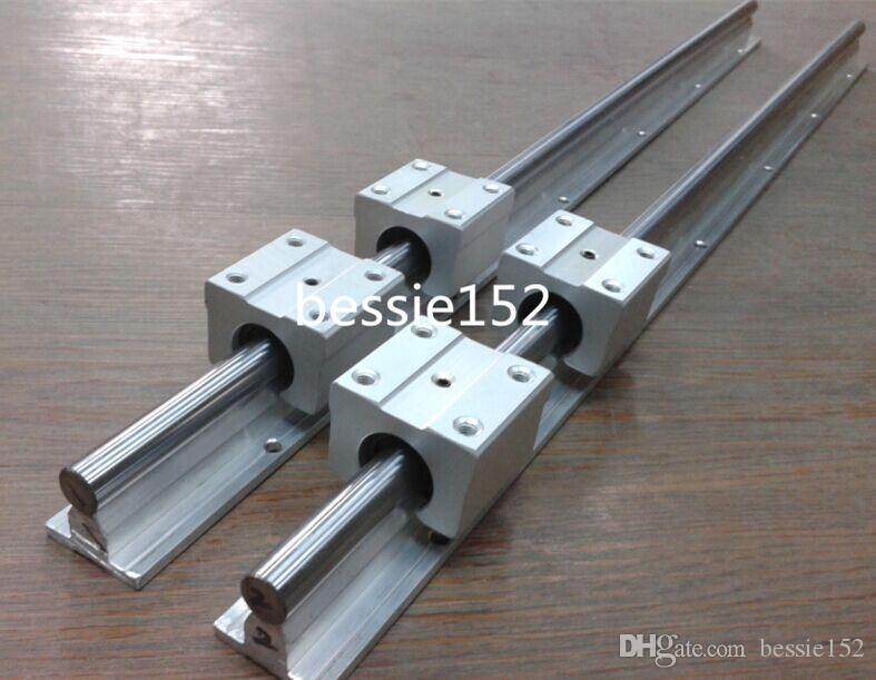 Rear Wheel Bearing Replacement Cost >> 2019 SBR16 1700mm 16MM SUPPORTED LINEAR RAIL SHAFT + 4 ...