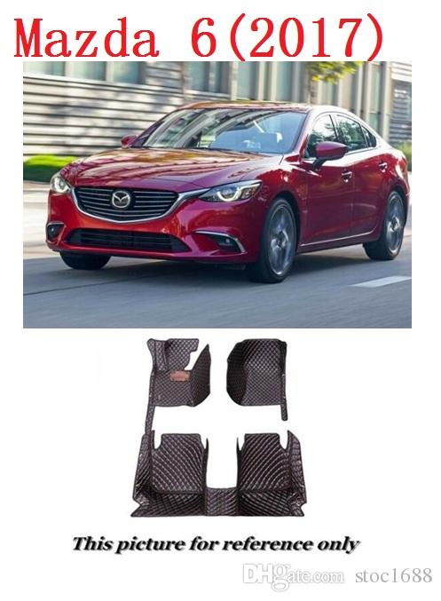 2018 Scot All Weather Leather Car Floor Mats For Mazda 6 Waterproof Anti  Slip 3d Front U0026 Rear Carpet Custom Fit Left Hand Driver Model From  Stoc1688, ...