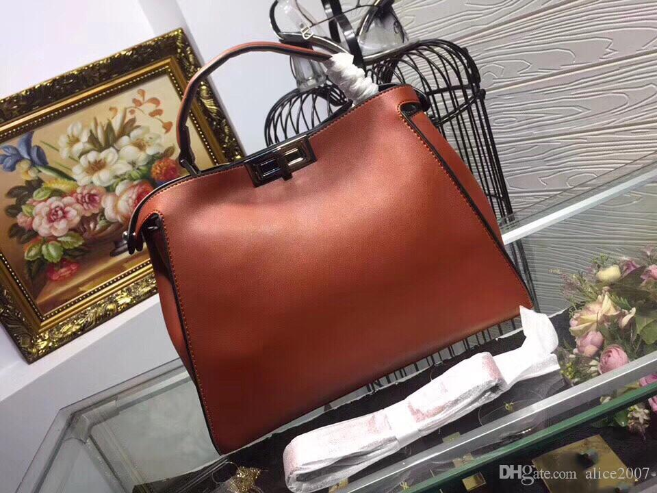 2017 yeni çanta, Messenger olabilir, omuz, yüksek kaliteli Lüks. İthal dana derisi malzeme, moda klasik bayan çanta