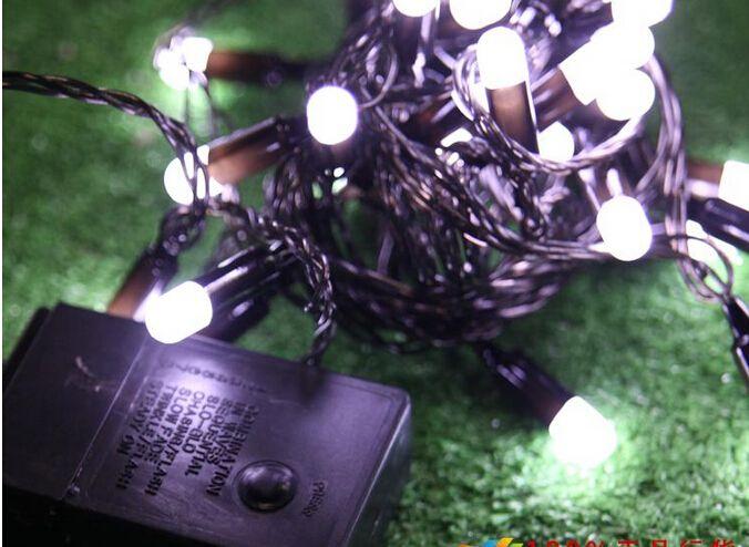 10m 56led black hat rope lights flashing string lights waterproof 10m 56led black hat rope lights flashing string lights waterproof outdoor color light bulb string lights birthday scene layout green string lights string of aloadofball Gallery