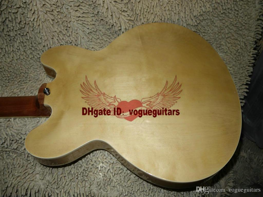 I più nuovi Custom Shop Classic Jazz Guitar Top strumenti musicali HOT Best Free Chitarre di spedizione