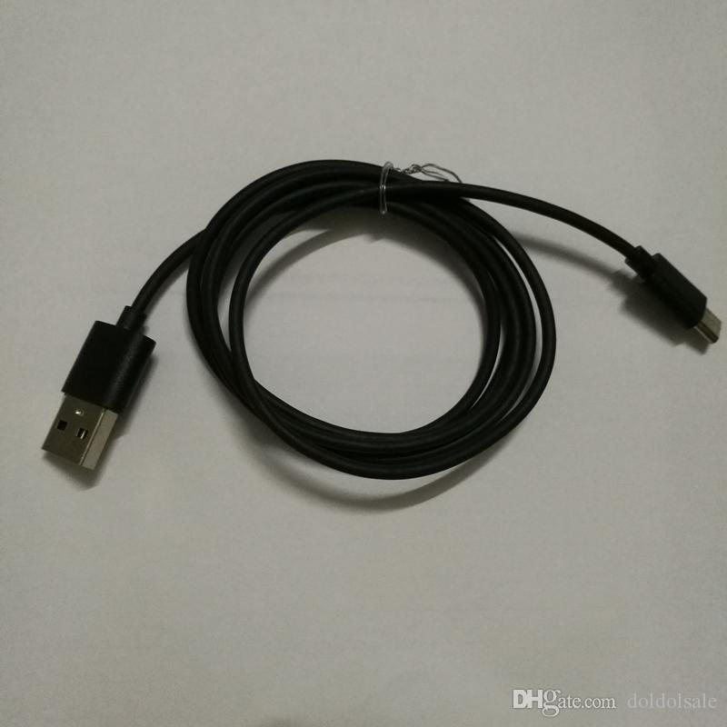 Macbook için 100 adet USB Tip C kablo OnePlus 2 3 tipi-c şarj tel ZUK Z1 2 USB tipi c kabloları hızlı Şarj letv