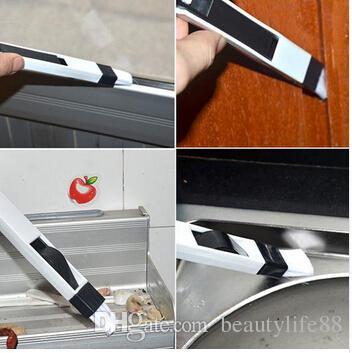 Nouvelle Arrivée Multifonction ordinateur nettoyage de vitres brosse fenêtre rainure clavier coin recoin cranny poussière pelle Fenêtre Track cleaner