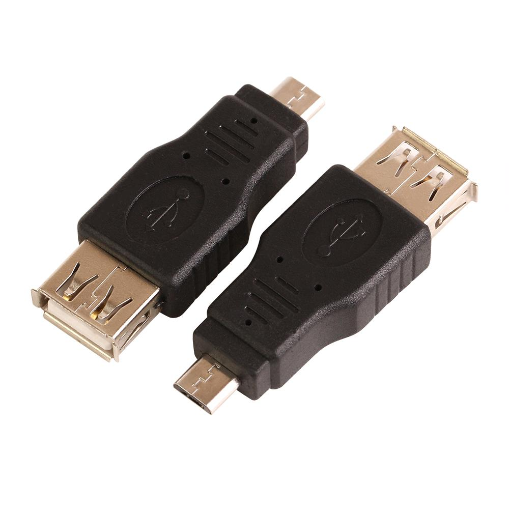 Zjt28 Micro USB мужчина к USB женский адаптер