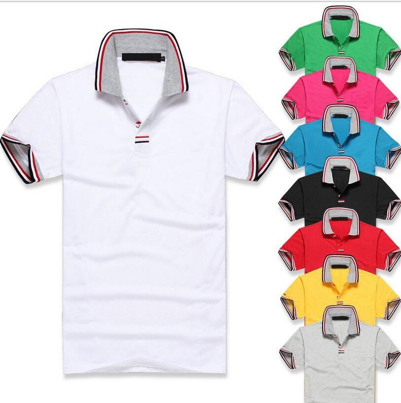 2018 2017 Summer Custom Made Popular Men Polo Shirts Fashion ...