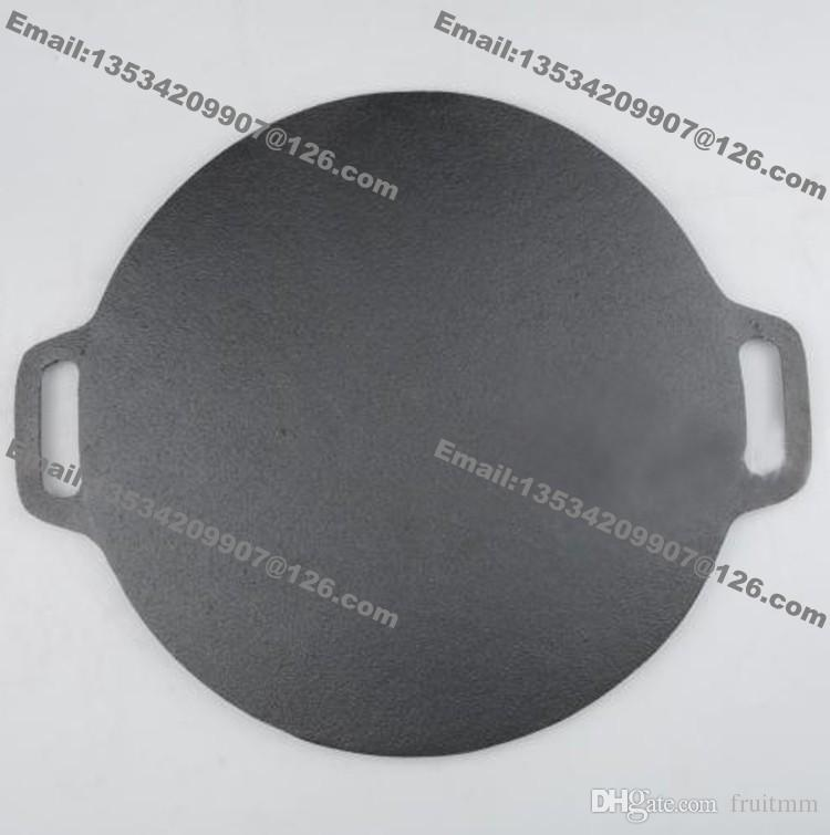 32cm Non Stick Commercial Use Home Use Stovetop Casting Iron Crepe Pan Crepe Iron Crepe Plate