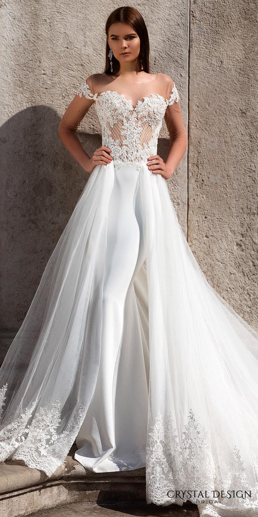 Großhandel Luxuriöse Meerjungfrau 2017 Arabische Brautkleider ...