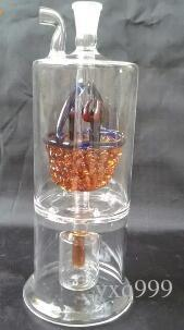 Frete grátis atacado Hookah - cestas de vidro Hookah, enviar acessórios, cor de entrega aleatória, grande melhor