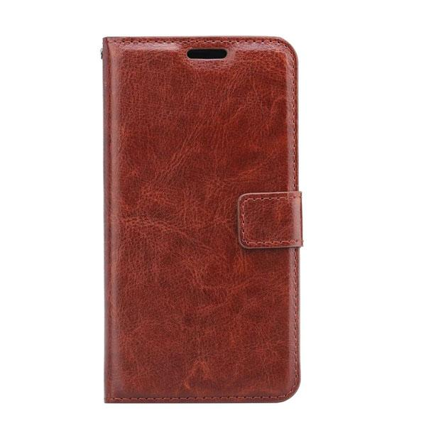 Crazy Horse Mad Oil Leather Wallet For Galaxy s7 Active soft tpu case Photo Frame Holster Flip Cover case