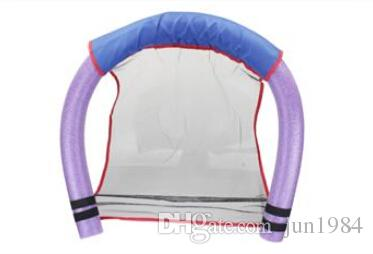New Water Floating Chair Swimming Pool Noodle Seat Funny Tube Recreation Toy DHL