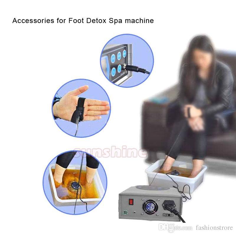 해독 발 목욕 어레이 라운드 스테인레스 스틸 아쿠아 이온 깨끗케 배열, 이온 정화 기계 이온 배열
