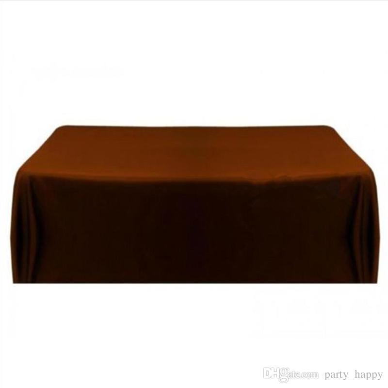 Tablecloth Table Cover For Banquet Wedding Party Home Décor Outdoor Wedding Long Tablecloth Table Cloth Banquet Wedding Decoration