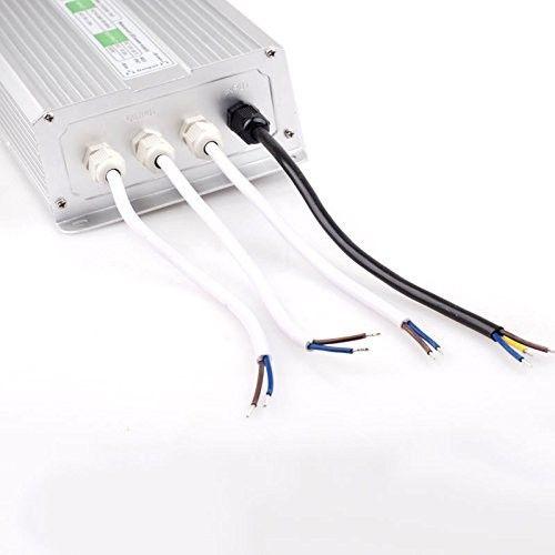 trasporto libero AC110V 220V CC 12V 100W 150W 200W principale esterna impermeabile trasformatore principale driver di interruttore di alimentazione IP67