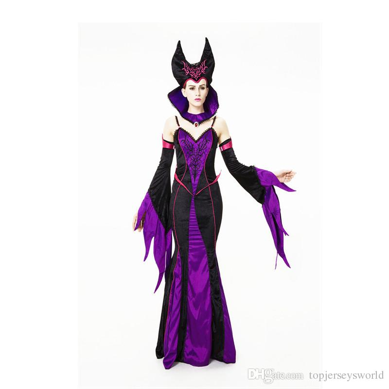 Witch Costume Peculiar Dress Sexy Witch Suit Halloween Costume ...