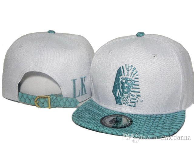 LK Last kings snapback caps Embroidery Camo hip hop strapback baseball cap LK LA dad hats for men gorras bone aba reta Casquette