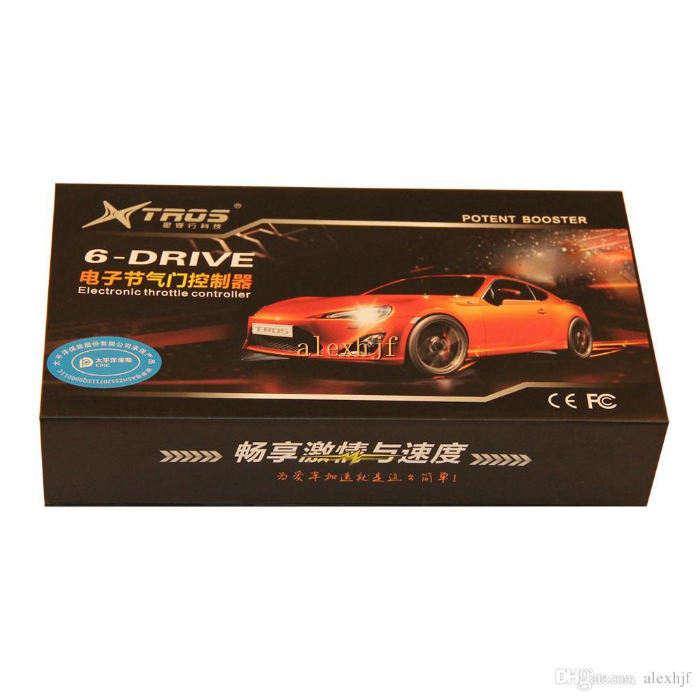 6 Drive Electronic Throttle Controller TS 985L Case For Chrysler 300C Dodge  Challenger Magnum Nitro JEEP Cherokee KJ KK Commander Wrangler Cheapest  Auto ...