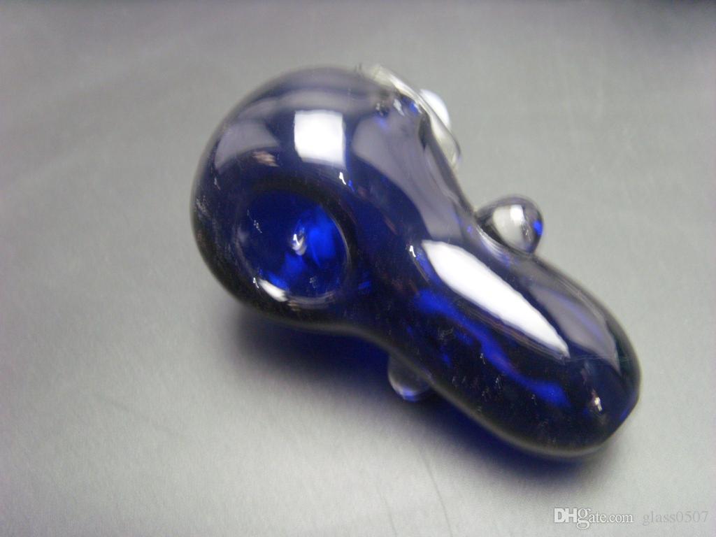 Yepyeni E.T. tip Cam Sigara Borular Soğuk Tasarımlar Her biri için ultra hafif 56g