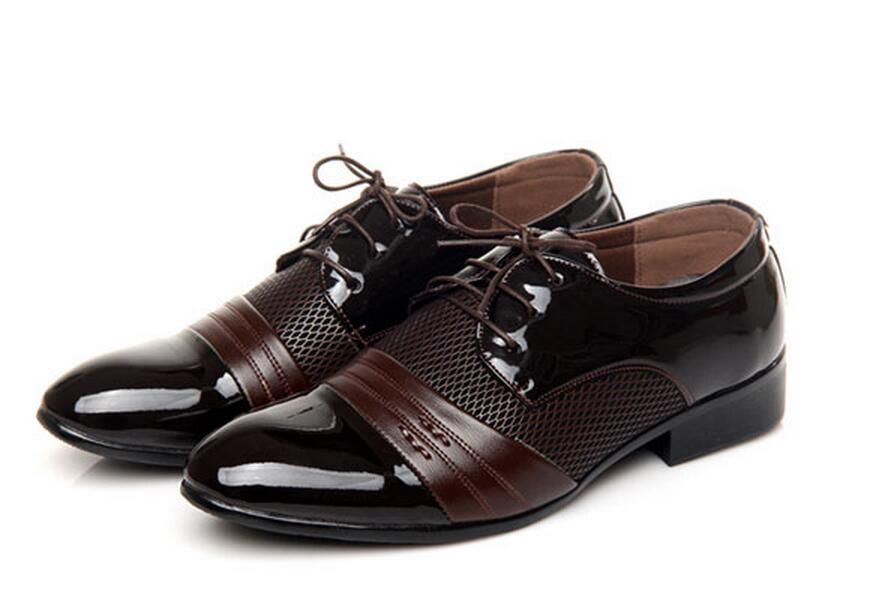 Dress Shoes With Or Without Laces