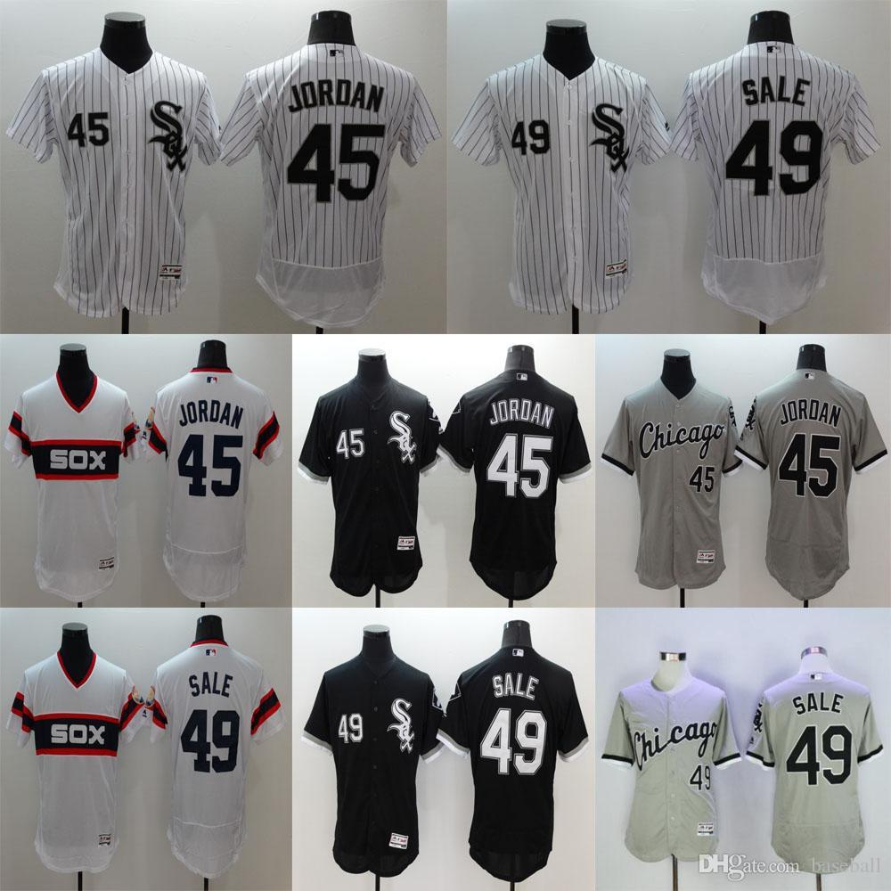 check out 6f41a 555d2 switzerland mlb jerseys chicago white sox 45 michael jordan ...