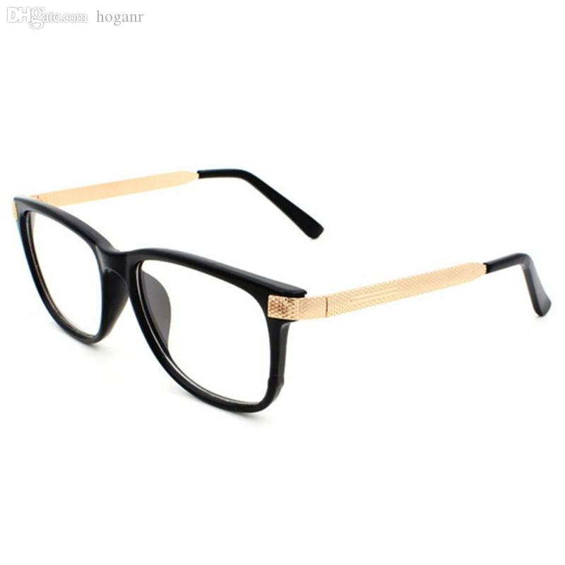 ab3b50318171 Wholesale-Square Frames Eye Glasses Women Metal Frame Eyewear Nerd Glasses  Spectacles PY6 Eyewear Clip Glasses Glasses Car Online with  23.21 Piece on  ...