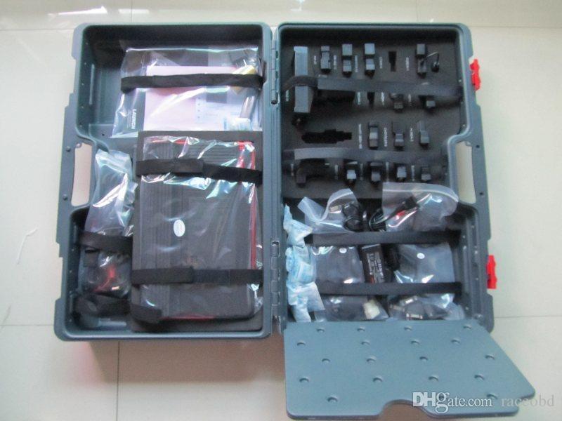 Запуск X431 Master IV профессиональный универсальный диагностический инструмент оригинальный бесплатное обновление с помощью Интернет-запуска сканера инструмент Бесплатная доставка