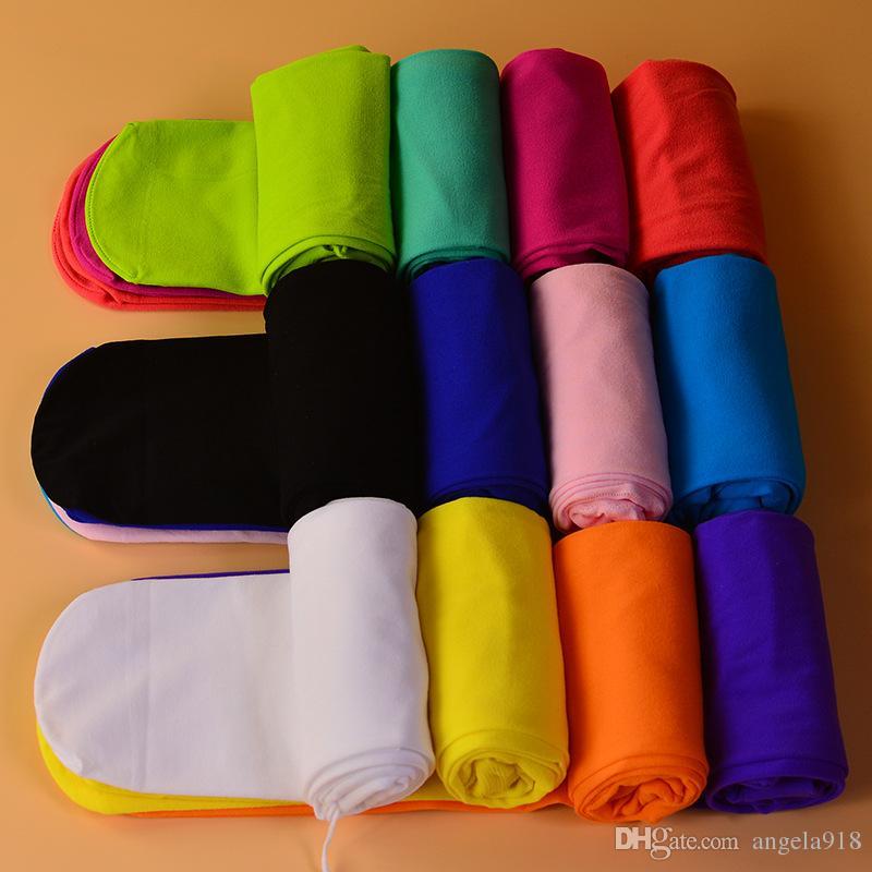 DHL Baby Girls Velvet Leg Warmers Tights Thin Toddler Leggings Socks Kids Candy Color Leggings Girls Cute Dress Sock kids pantyhose E1134