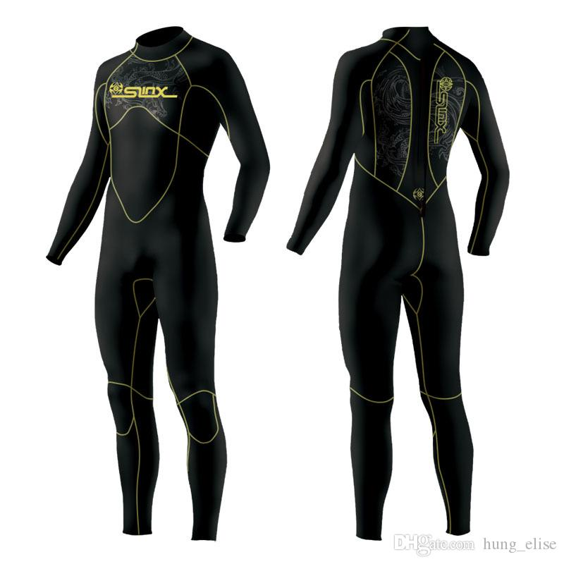 2019 5MM Men Neoprene Wetsuit Surfing Suit Diving Suit Long Sleeve Keep  Warm Inner With Microvillus Spearfishing Scuba Diving Wetsuit From  Hung elise 2a85057e3