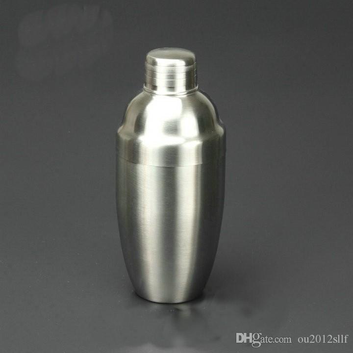 Coctelera de estilo japonés barato shaking wine shakers 550 ml taza