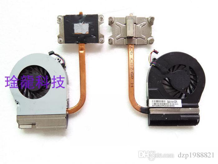 Refrigerador para HP G4 G6 G4-2000 G6-2000 CPU dissipador de calor com ventilador 711471-001 712112-001