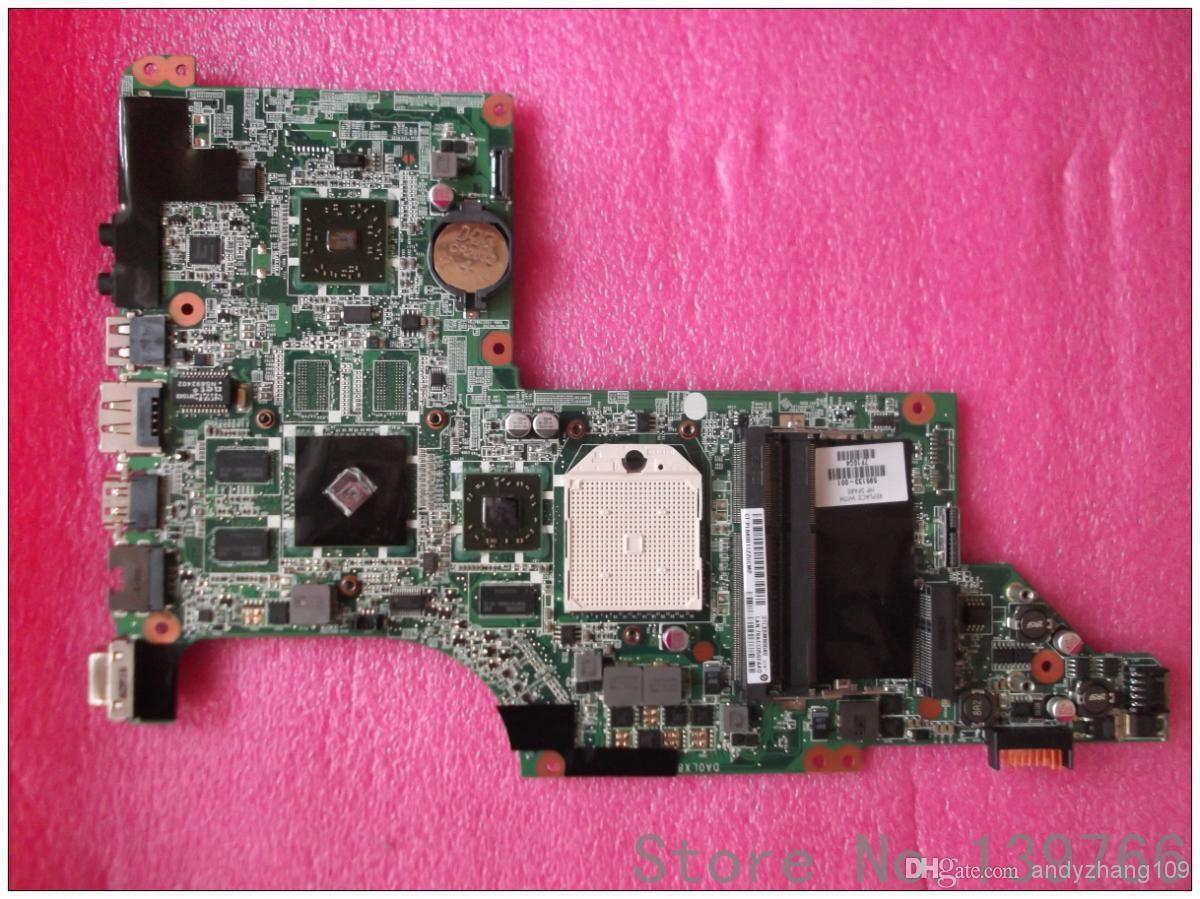595133-001 carte mère HP DDR3 pour ordinateur portable HP pavilion DV6 DV6Z DV6-3000 avec chipset AMD HD5470
