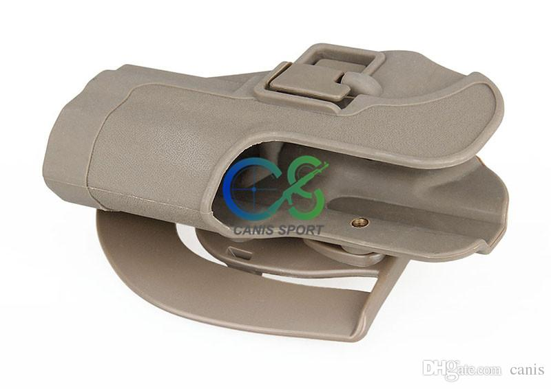 New Arrival Tactical USP Holster Pistol Thigh Holster of Polymer Leg Holster with Platform CL7-0001