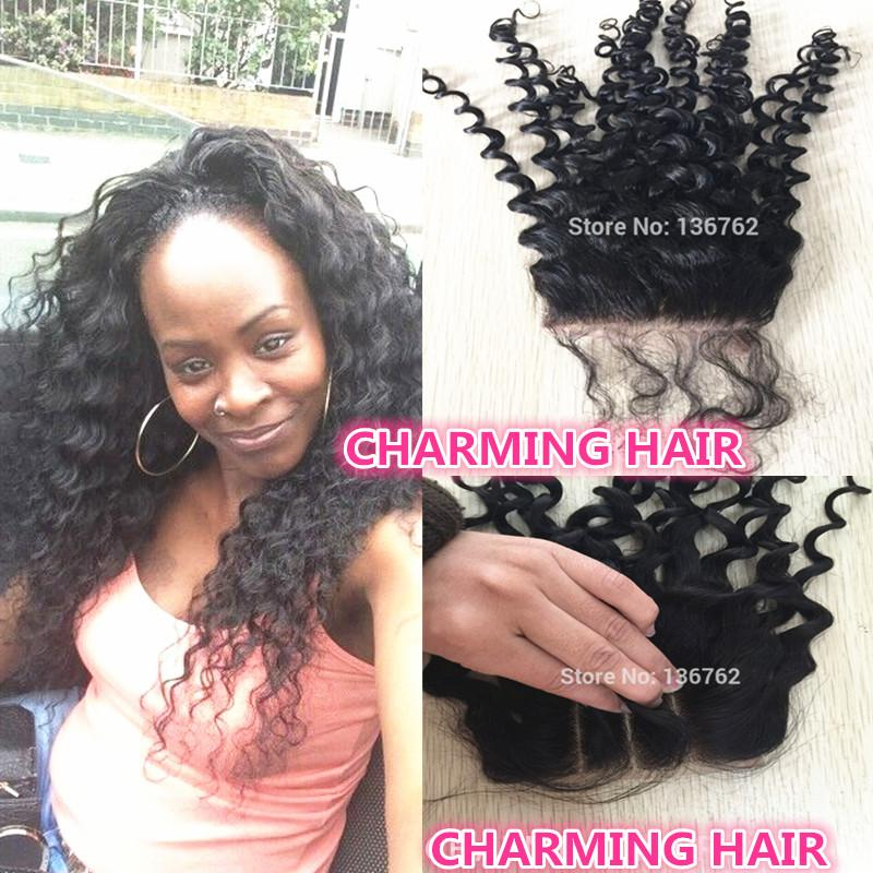 Cheap brazilian deep curly closure wet and wavy closure bleached cheap brazilian deep curly closure wet and wavy closure bleached knot brazillian human hair free middle part lace closure sew in weave straight closure pmusecretfo Choice Image