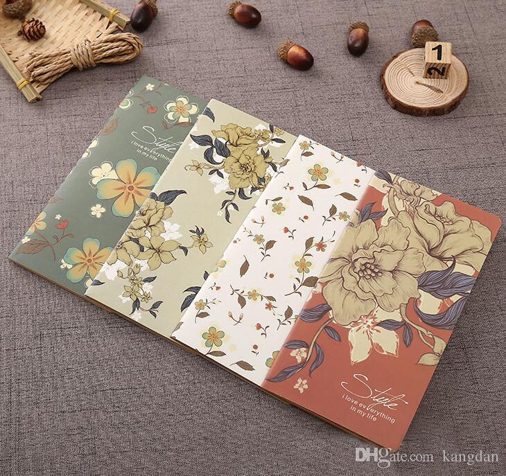 Taccuini Halloween Note Taccuini Note Moda come regalo regalo di Natale taccuini in carta kraft colorato diario notebook