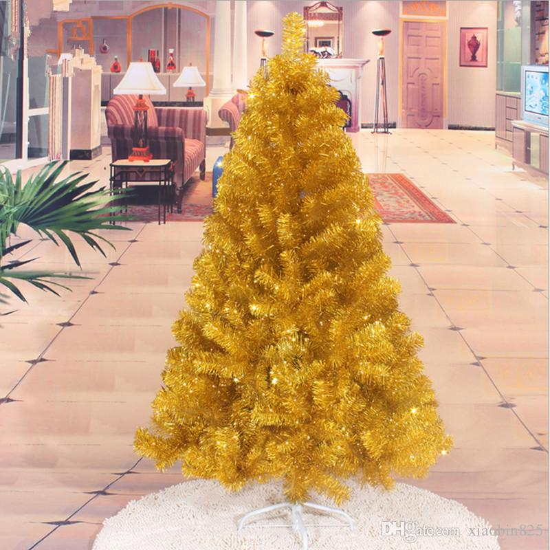 christmas tree decorations gift home decoration factory outlets 15 m 150cm gold christmas tree decorating the house for christmas decorating your home - Christmas Decorations Factory Outlet