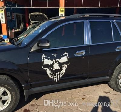JEEP Jeep Wrangler car cover off-road skull door domineering personality modified car stickers