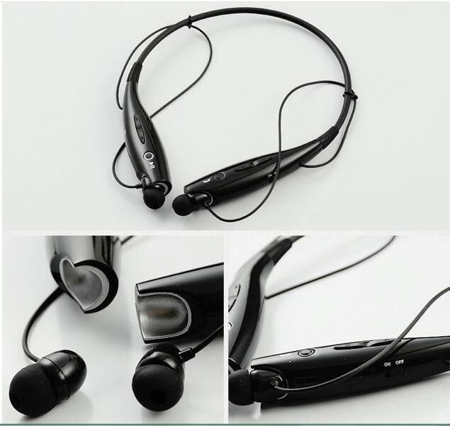 HBS 730 HBS730 Unique aroung neck Headphone Wireless Bluetooth Earphone Fashion Sport Aptx HIFI Stereo Bluetooth 4.0 headset