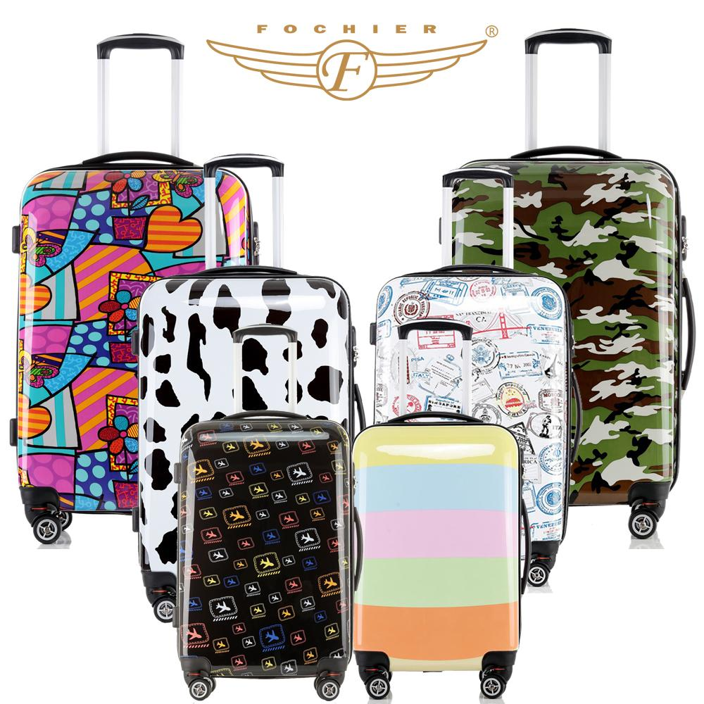 Wholesale Women Men Luggage Colorful 20 24 28 Inches Hard Shell Rolling Suitcase Elmo Toddler Suitcases From Universe111 14145