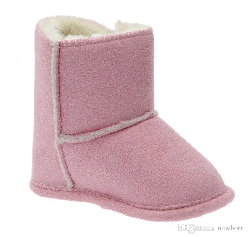 Outlet de fábrica Venta caliente 2016 Nuevo SpringAutumn Toddler Bebé Zapatos Bling Antiamblón Bowknot Suela suave