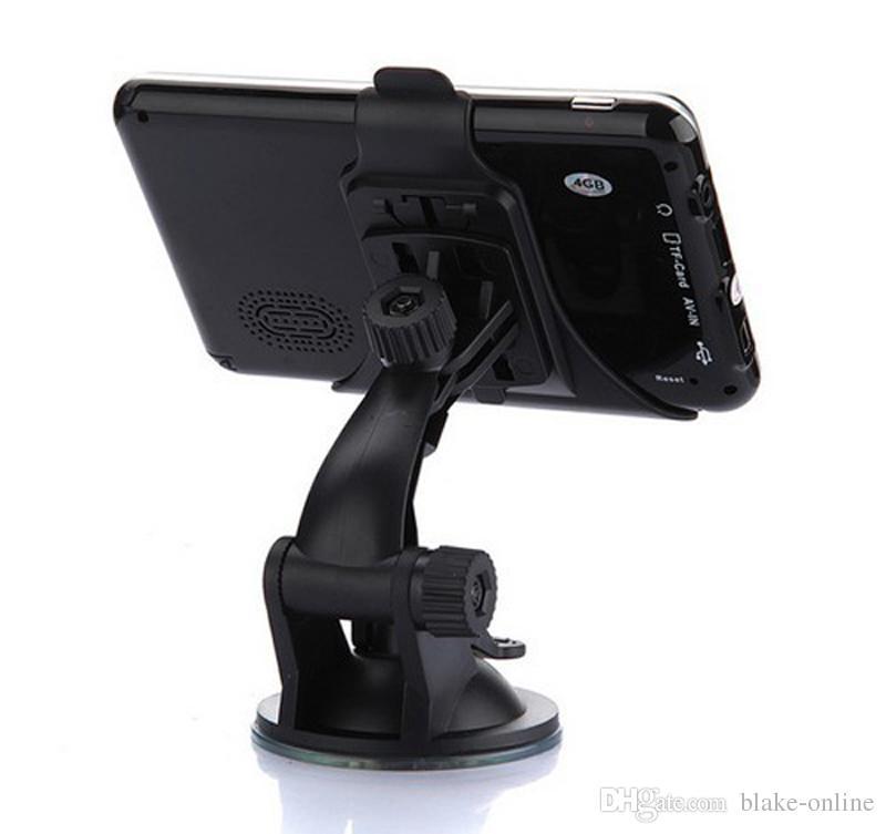 5 inch/4.3 inch Car GPS Navigation Touch Screen Auto GPS Bluetooth AVIN FM Transmitter Functions 8GB IGO 3D Maps